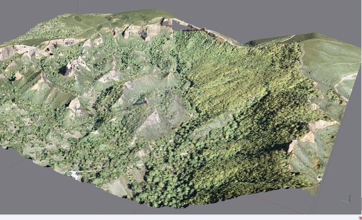 Máster Universitario en Geoinformática para la Gestión de Recursos Naturales Campus de Ponferrada