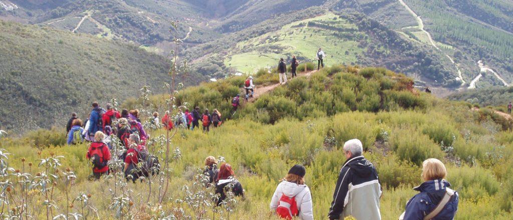 Senderismo Bierzo Natura - Campus de Ponferrada